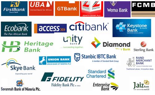 Nigeria banks logo - Databod